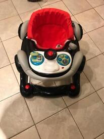 Baby walker/rocker