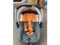 Excellent Condition Like New Rebel Pro Car seat