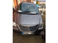Chrysler Voyager/ 7 Seaters