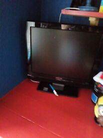 Philps flat tv
