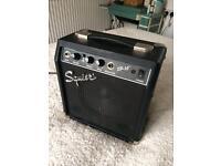 Squier SP-10 Guitar Practice Amplifier