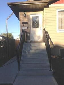 11731 123 ST -Lower level suite in Inglewood w/ Private Laundry!