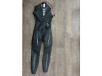 HUUB Aegis 2 Wetsuit size M. as new not worn