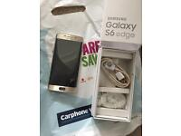 Brand New Samsung Galaxy S6 Edge 64gb Gold Unlocked to any network