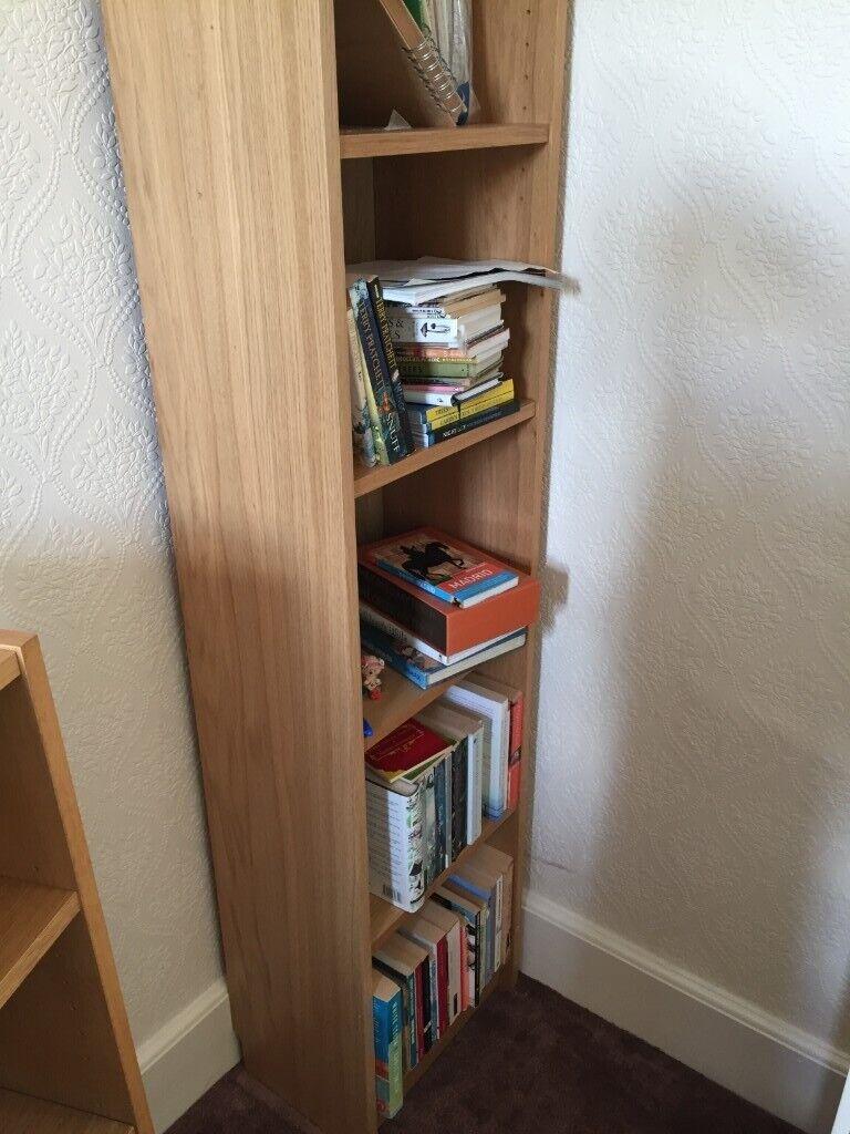 Ikea Oak Billy Bookcase In Corbridge Northumberland Gumtree