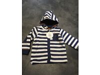 Bhs new boys padded jacket. Available in size newborn- 9-12 moths