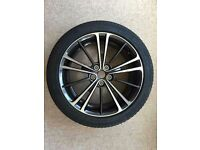 New full size spare wheel for Toyota RV8