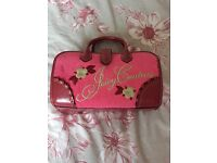 Juicy Couture barrel bag brand new