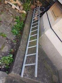 15 Metal Ladder - Strong!