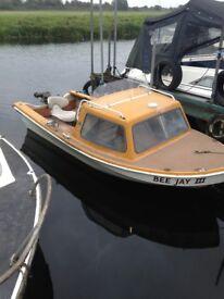 Dejon Boat - £1600 ono