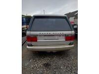 Range rover p38 wheels and other parts