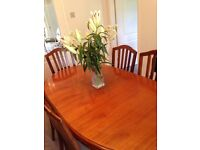 Stag Sandringham Dining furniture