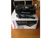 Pioneer CDJ 400 Limited Edition