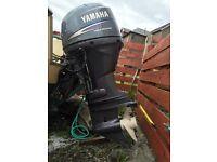 Yamaha 60hp outboard