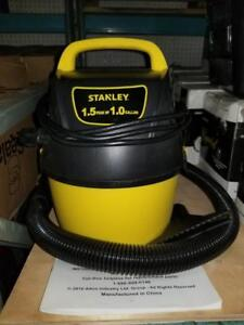 Stanley Portable Wet/Dry Vacuum Cleaner - Only $49!