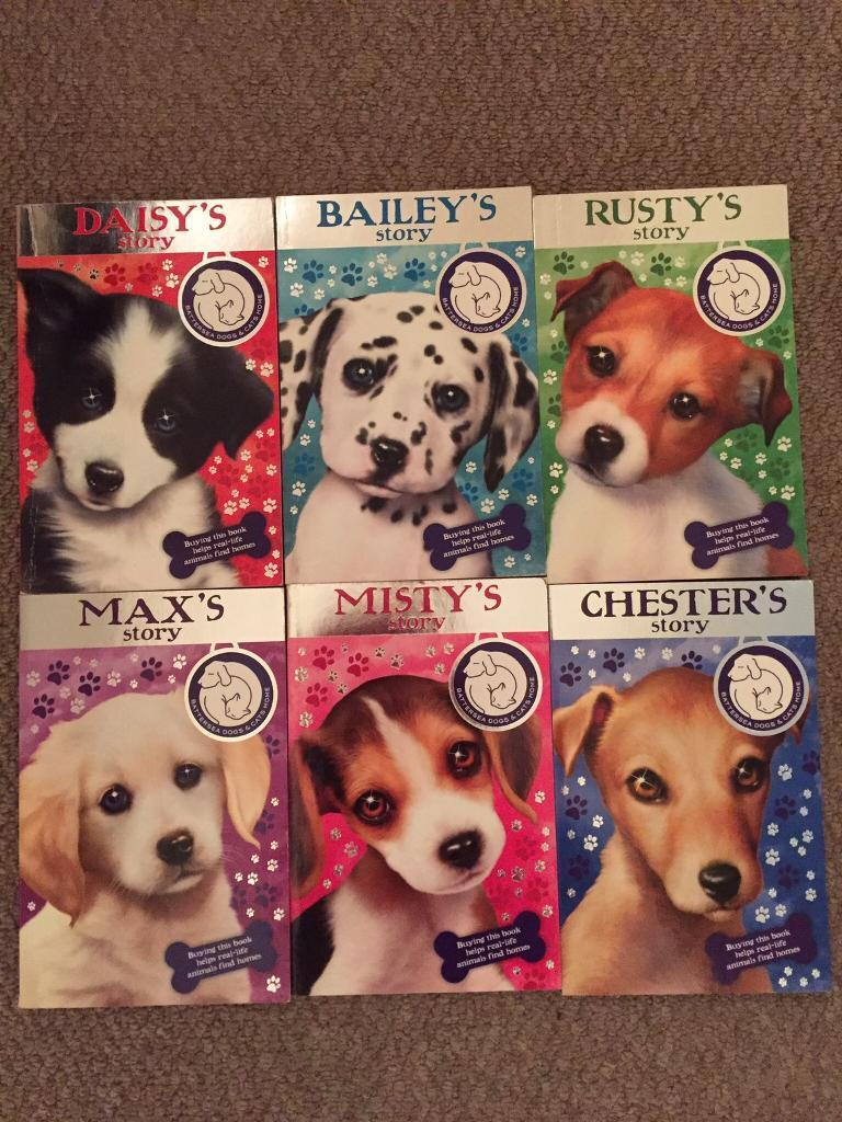 Book Set for young dog loverd