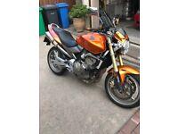Honda hornet 600 2006 reg