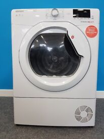Hoover Condenser Dryer DXC10DE-80/SH00012 ,6 months warranty, delivery available in Devon/Cornwall