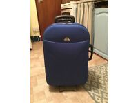 Small trolley suitcase