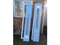 upvc door panel sides