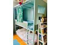 Treehouse style bunk bed to go for free