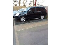 TO CLEAR!!! CHEAPEST 4X4 HONDA CR-V AUTOMATIC SAT NAV. LEATHER SEAT TINTED WINDOW...
