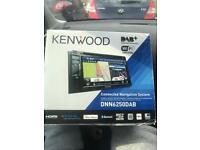 Kenwood audio with wifi