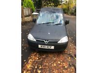 Vauxhall, COMBO, Car Derived Van, 2011, Manual, 1248 (cc)