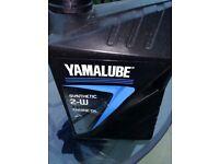 Yamaha Jetski 2 stroke oil 4 Litres
