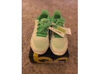 Adidas trainers brand new with tags women's 5.5