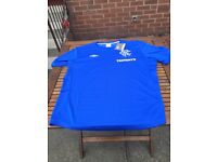 Football brand new rangers shirt xxl 2012/13 season never worn with tags £13 to clear this item