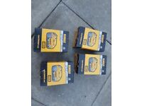 DEWALT XR 4AMP BATTERIES BRAND NEW UNUSED