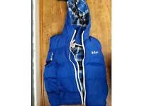 Lee Cooper bomber jacket 11-12 yr