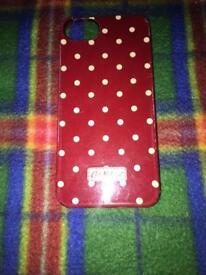 Cath kidston iPhone 5 phone cover