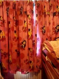 Bratz curtains