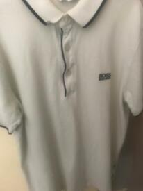 Boys age 12 Hugo boss tshirt