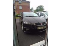 Honda Civic fn2 Type R GT for sale