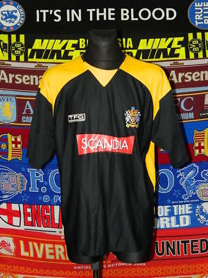 4/5 Stockport County adults XXL 2006 away football shirt jersey trikot soccer image
