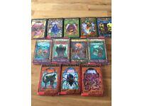 Deltora Quest collection of 12 books by Emily Rodda