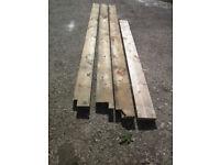 Reclaimed 170 x 47mm Timber Job Lot