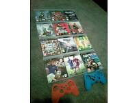 12 PS3 games , inc GTA V , red dead and cod