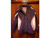 girls coat 9-10y