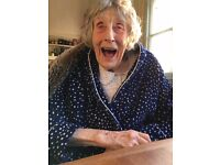Live-in caring position for charming elderly lady with nice accommodation attached, North Yorkshire.