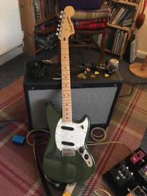 Fender offset series mustang