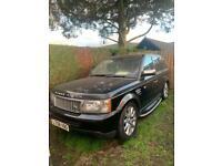 Range Rover Sport SPARES OR REPAIRS