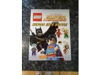 Lego sticker book - Super Hero's