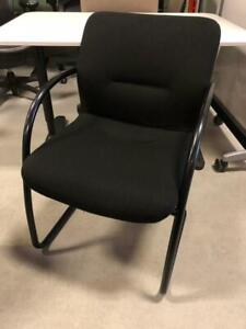 Fabric Guest Chairs - Reception Chairs - $49.00