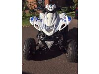 Quadzilla 450 R Sport Quadbike good condition