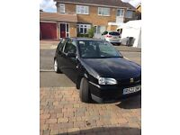 SEAT AROSA 998cc R reg 1998 Manual