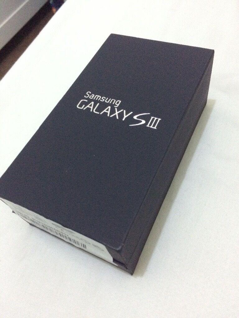 Notebook samsung galaxy s3 - New Samsung Galaxy S3 Boxed Unlocked